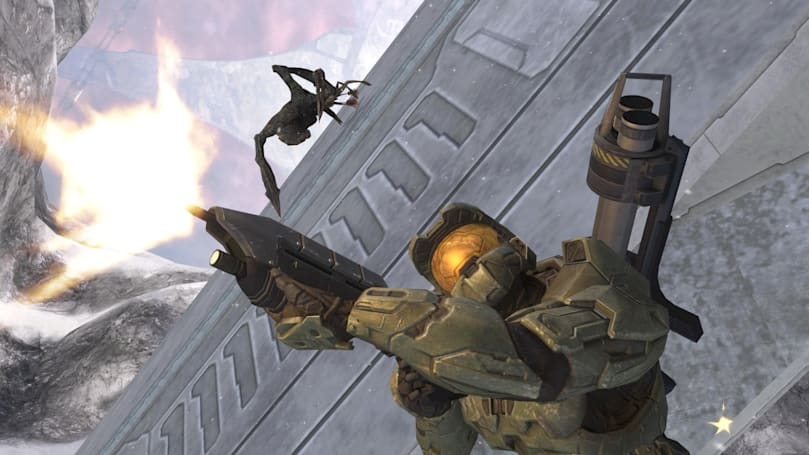 'Halo' is actually, really, finally coming to TV