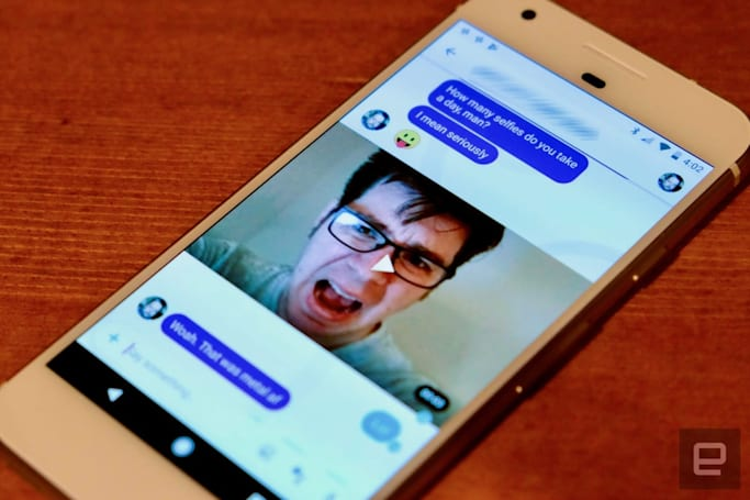 Google Allo finally offers web chat, but it's only for Android users