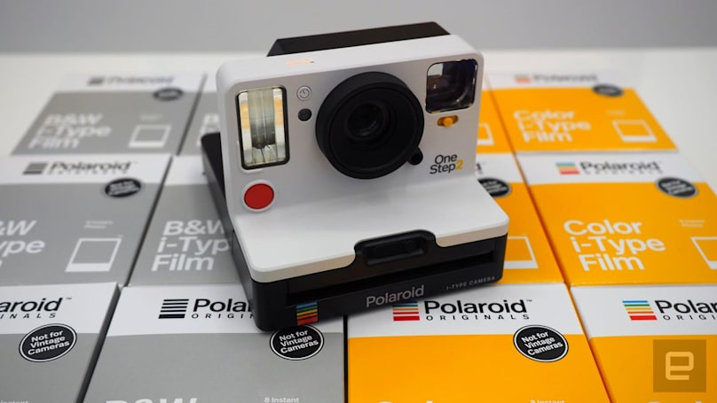 Polaroid's new $100 camera brings instant film back in style