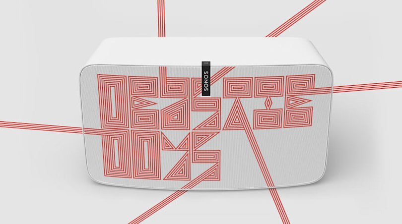 Sonos is selling a limited-edition Beastie Boys speaker for charity