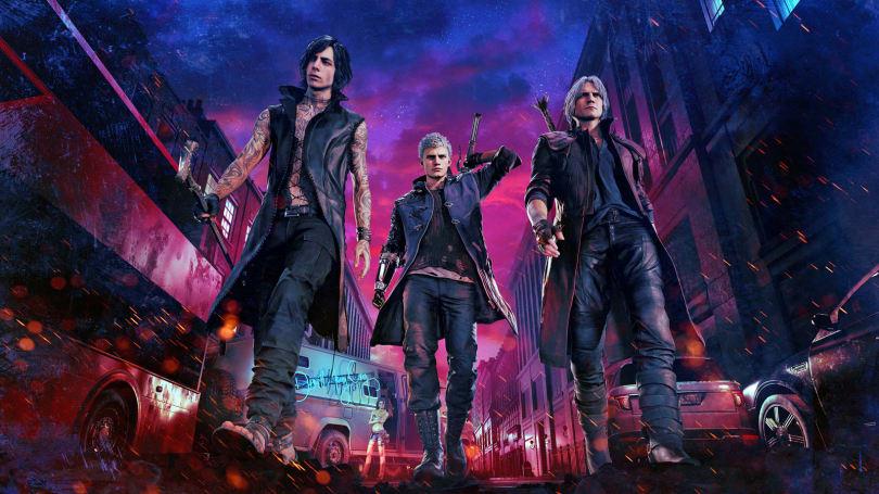 'Devil May Cry 5' fans in Japan get insane $8,000 bundle