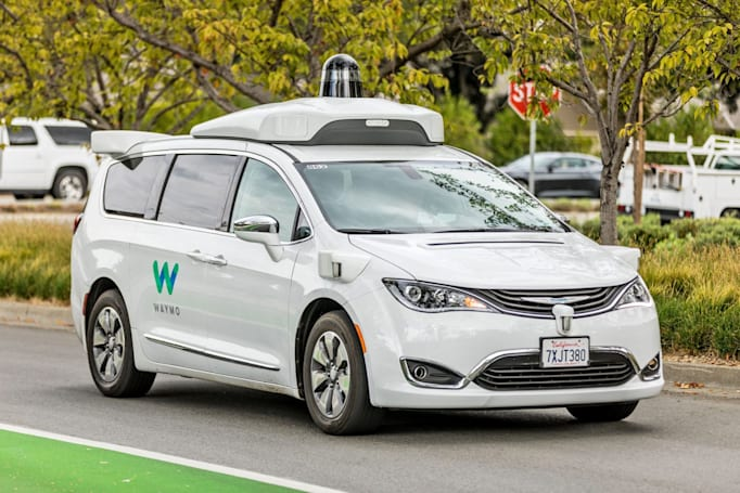 Waymo's self-driving vehicles have racked up 10 million miles