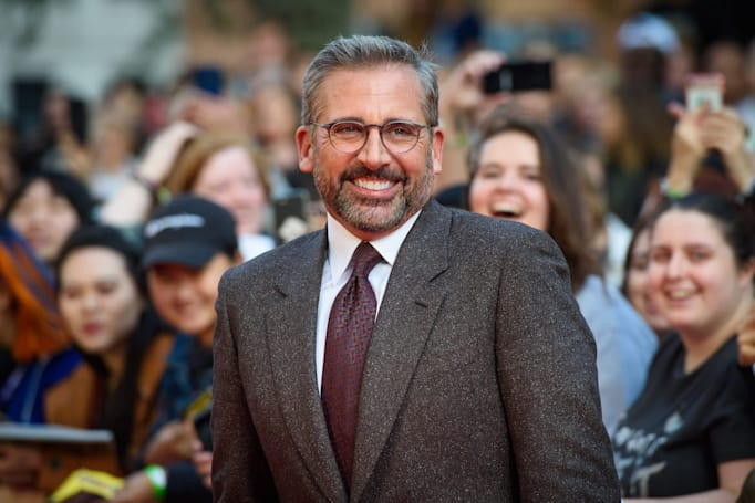 Apple snags Steve Carell for one of its upcoming shows