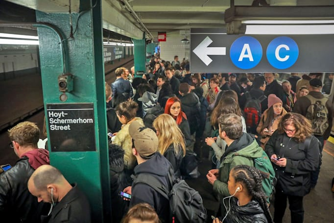 NYC wants tech companies to help with its biggest transit problems