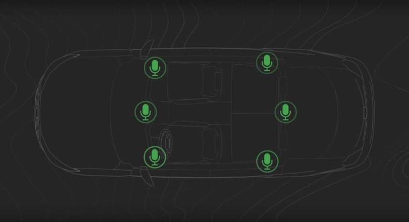 Bose 的新技術讓車內免除路面噪音