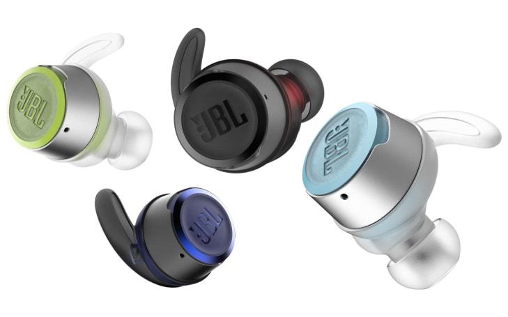 JBL 新推出四款真無線耳機以滿足各類需求