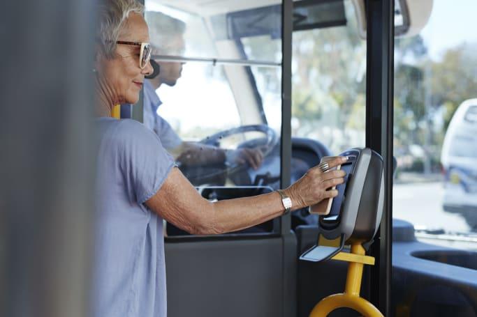 Visa 讓非接觸式支付擴展至大眾運輸工具