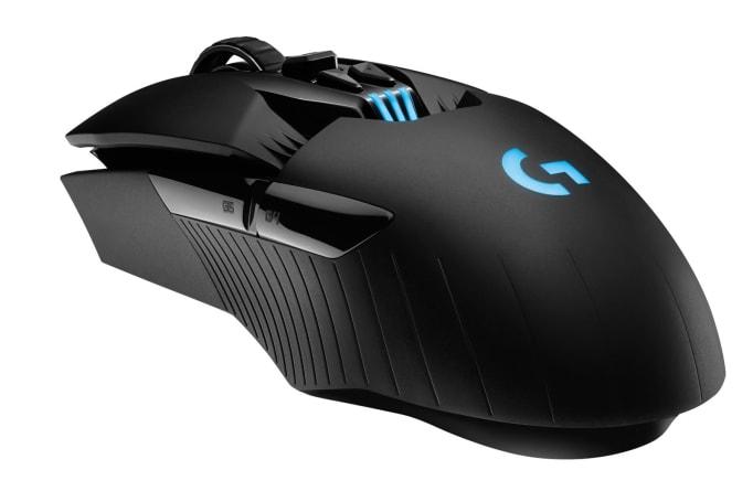 罗技将 G903、G703 和 G403 鼠标更新至 HERO 感光器