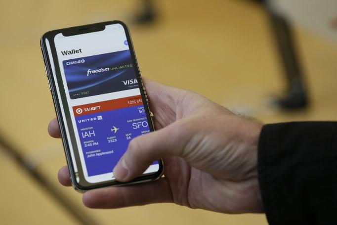 iPhone 的 NFC 天线可能会变得用途更多