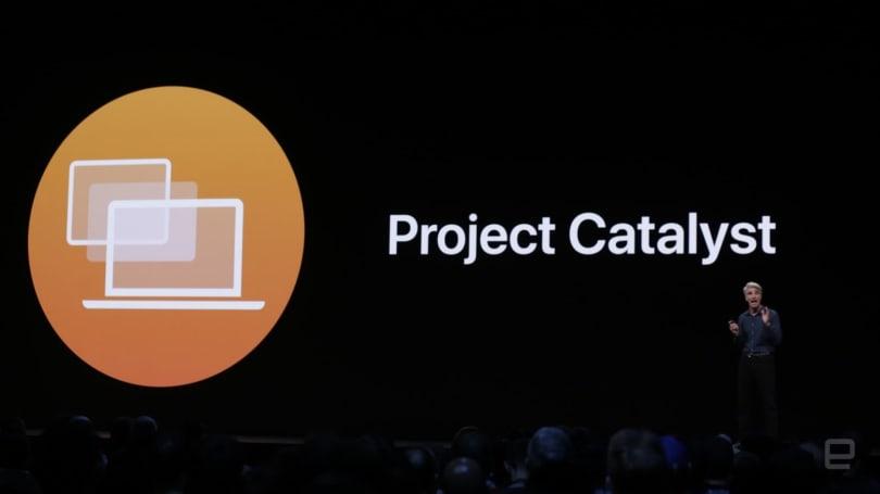 Project Catalyst 將幫助 iOS 開發者將 App 帶到 macOS 上
