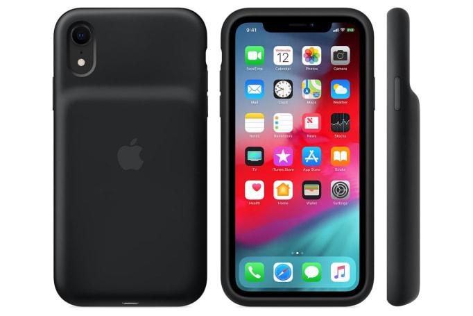 iPhone XS 和 XR 都有官方的無線充電保護殼了