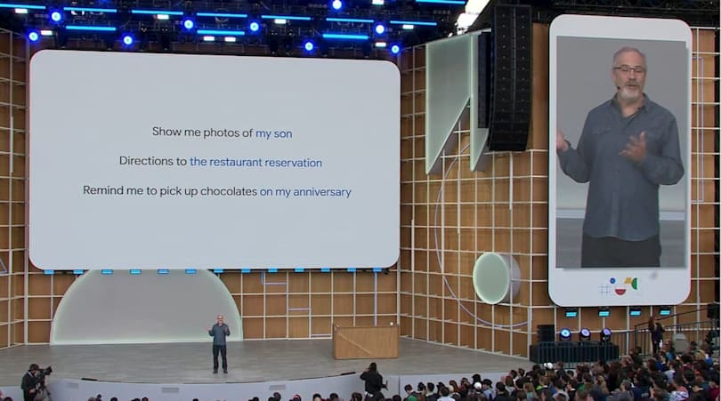 Google Assistant 能更聰明地辨識你的個人化問題