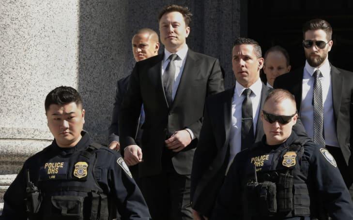 SEC 与 Elon Musk 的推文合解协议获得法官首肯