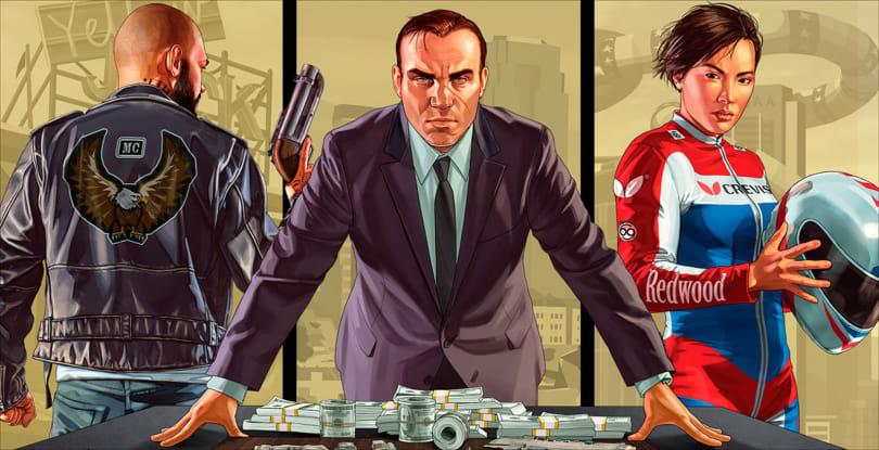 某《GTA Online》作弊器制作者被罚了 15 万美金
