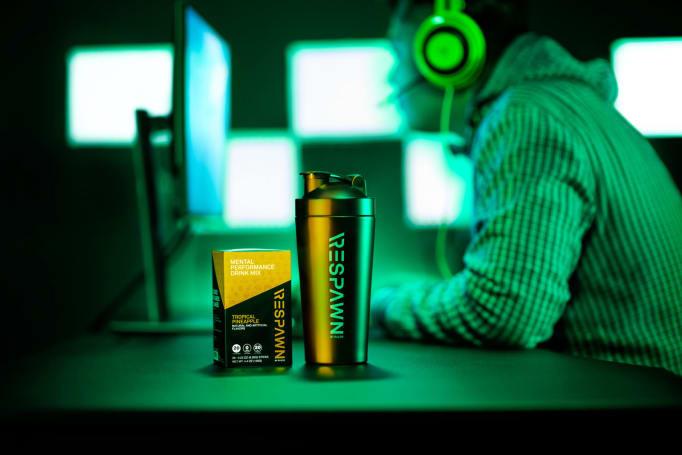 雷蛇推出 Respawn 电竞提神饮料以提升你的「脑力」