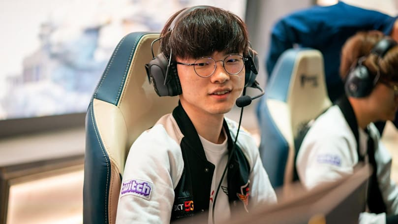 Nike will sponsor Korea's best 'League of Legends' team