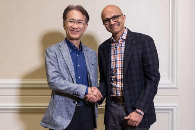 Sony 和微軟在雲端遊戲和娛樂方面進行合作
