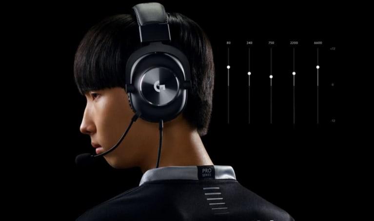 罗技发布搭载 Blue 麦克风技术的 Pro X 游戏耳机