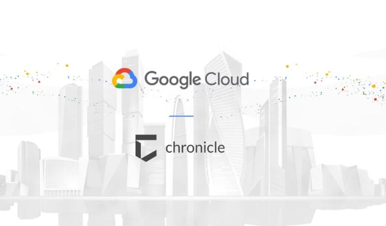 Alphabet 的網路安全公司 Chronicle 將會併入 Google Cloud