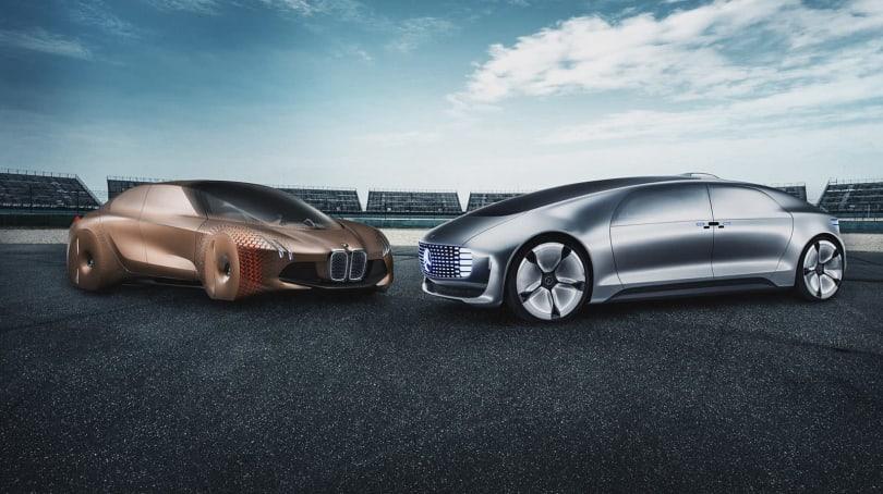 奔驰与宝马希望在 2024 年能带来 Level 4 自驾车
