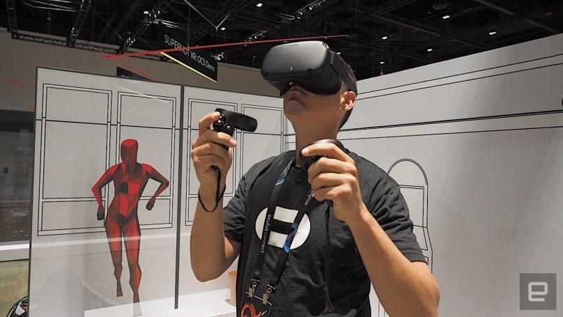 據報 Oculus 計劃簽下獨家 VR 大作