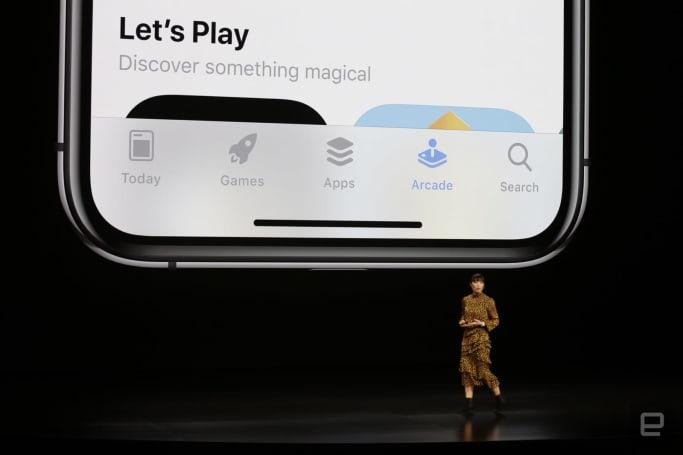 苹果或将砸下数亿美元成本来确保 Arcade 的游戏阵容