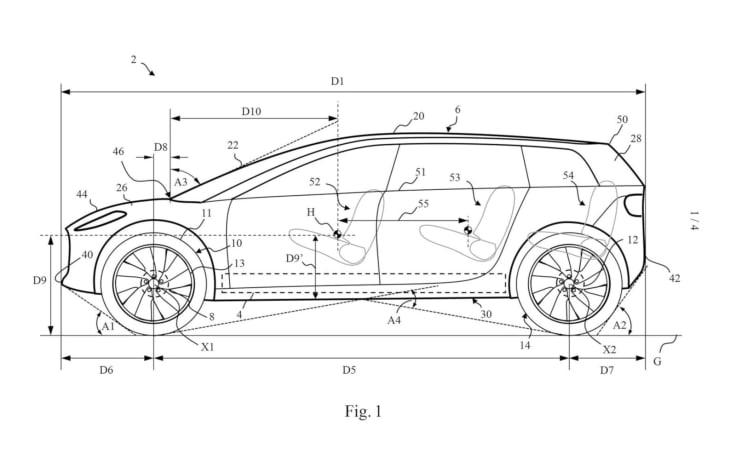戴森在专利和备忘录中透露了旗下首款电动车的相关信息