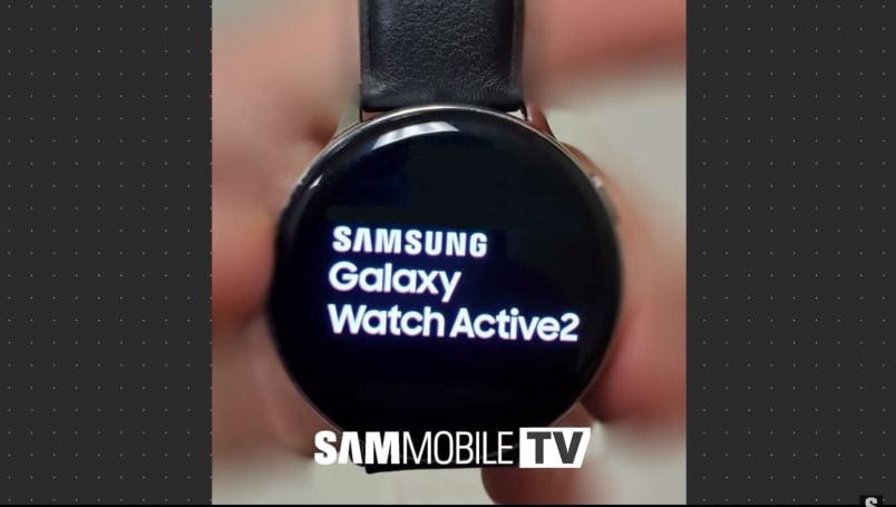 新一代三星 Galaxy Watch Active 2 信息曝光
