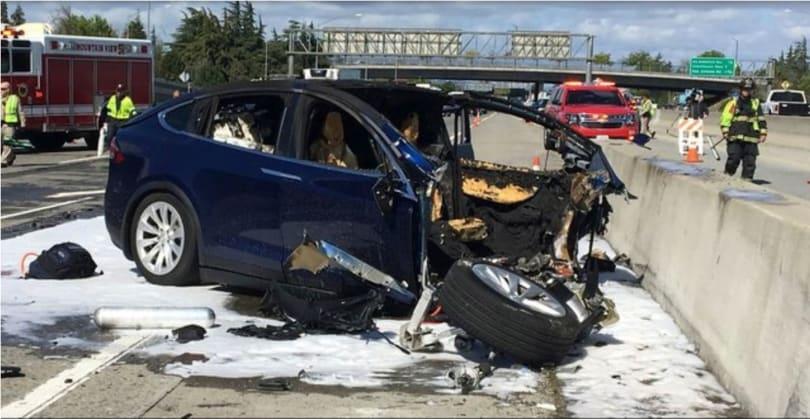 Tesla 終於因 2018 年的 Model X 自駕車禍事件遭到起訴