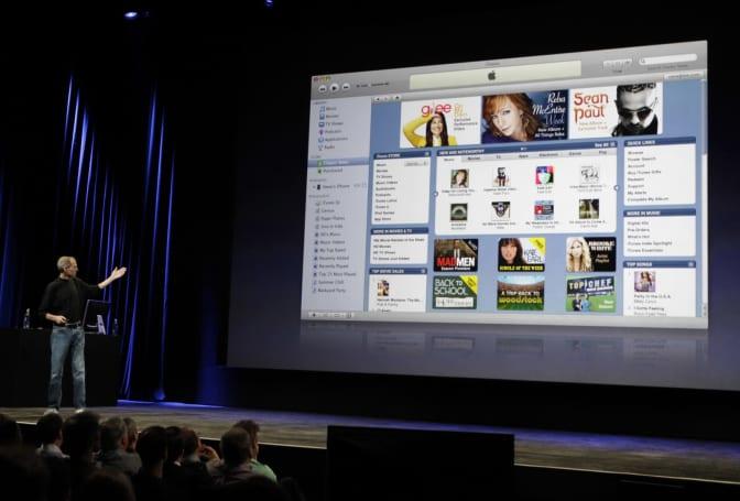 据指苹果要准备让 iTunes 退役了