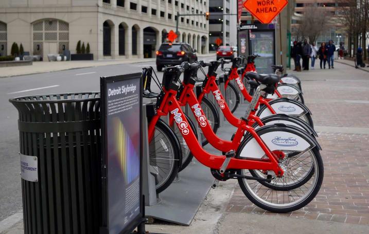 Google Maps 在 24 個城市顯示共享單車的數量,新北與高雄也在列