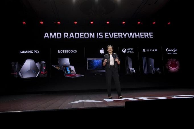AMD 的合作伙伴泄漏出了兩款中階「Navi」系列 GPU 的資訊