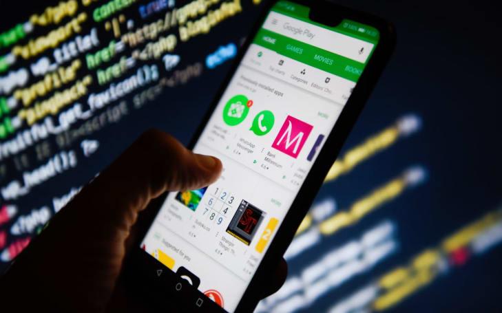 一些知名中國 app 因涉嫌大規模廣告詐騙而被 Google 下架
