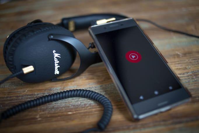 Android 版 YouTube Music 可以播放手机内的音乐文件啦!