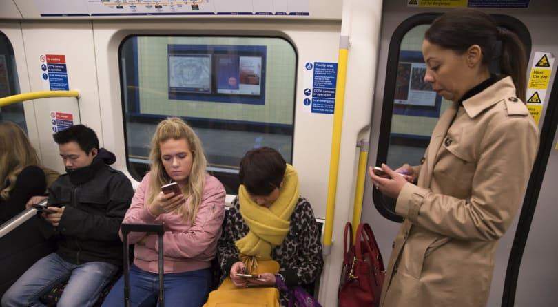 伦敦地铁将会通过 Wi-Fi 能追踪乘客的车程,用于提升搭乘体验