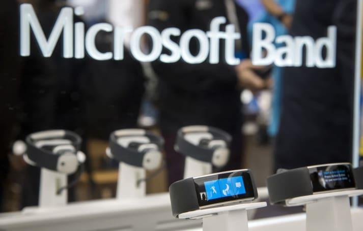 微軟將在 5 月 31 日終止對 Band 手環的支援