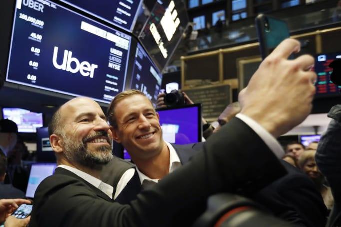 Uber 首次公開募股完成,共集資 81 億美元
