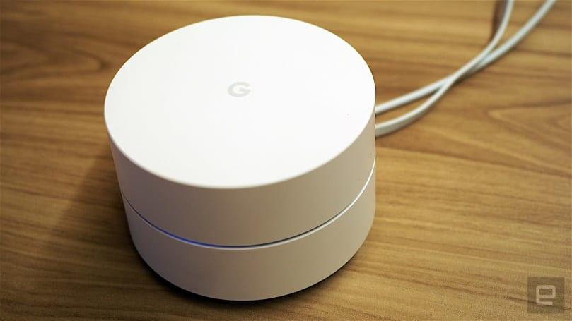 新一代 Google WiFi 的分機可能會兼任智慧喇叭