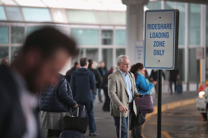Uber 於波蘭機場展開「憑 PIN 碼乘車」的測試