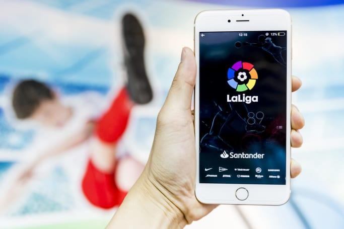 西甲聯盟利用官方 app 抓非法直播,結果被判罰鍰