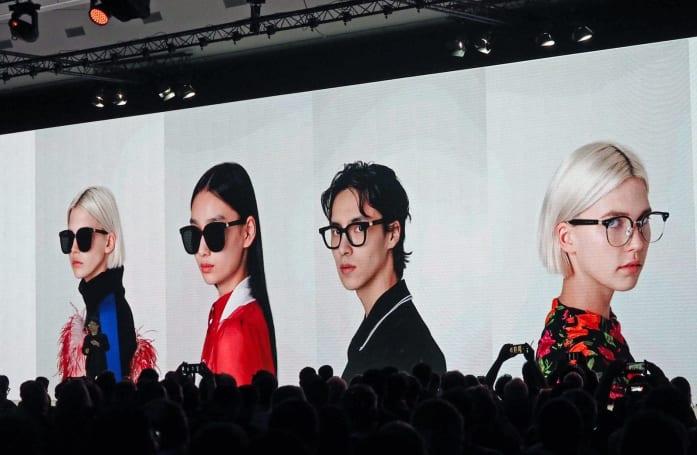 華為正在開發一系列外型時尚的智慧眼鏡