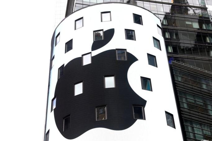 蘋果的服務營收佔比愈來愈重要