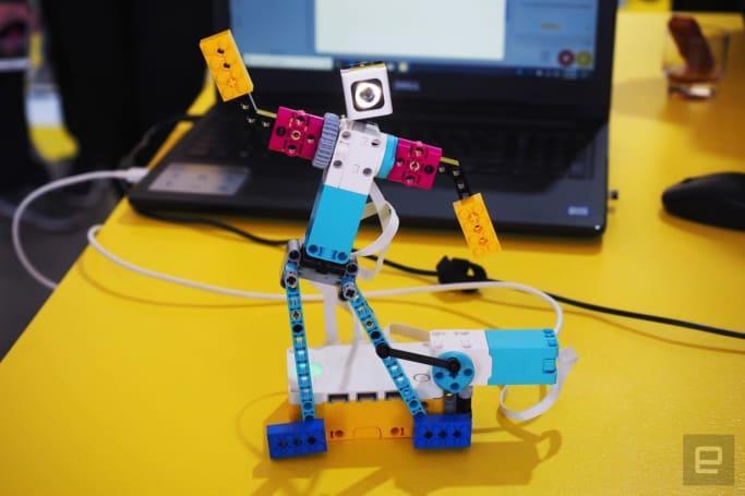 樂高推出瞄準中學生教育市場的「Spike Prime」機器人套件