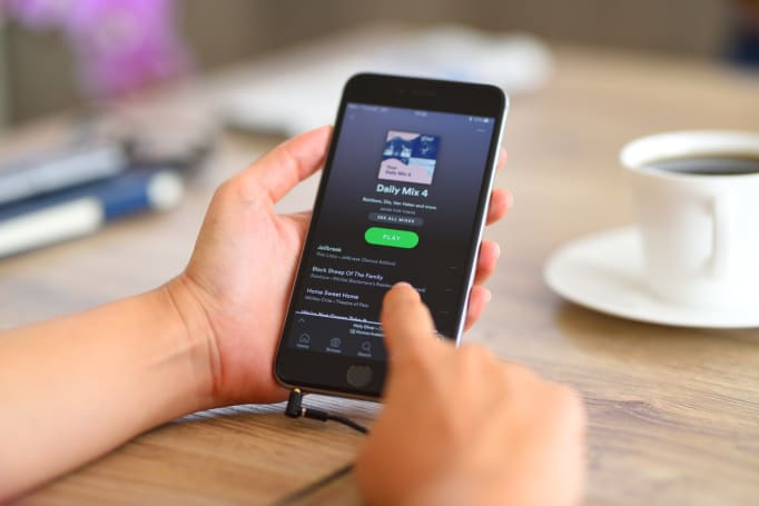 Spotify may be close to launching in India