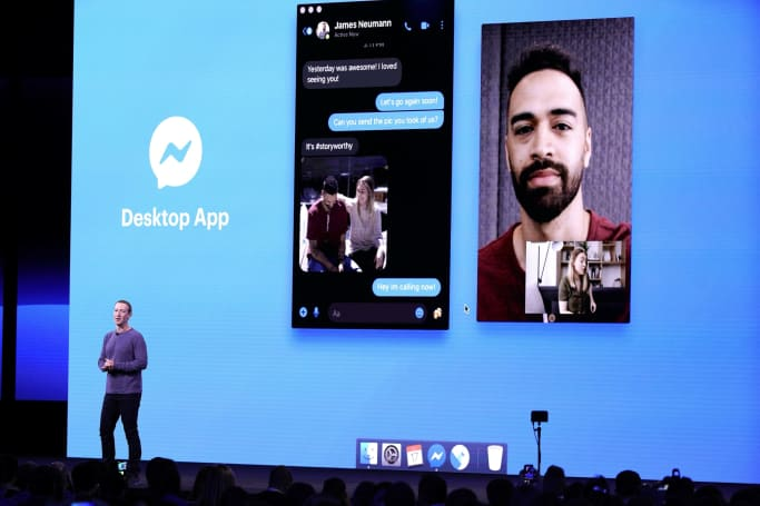 All the important stuff from Facebook's F8 keynote