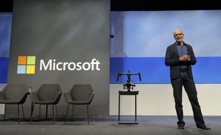 Watch Microsoft's Build 2019 keynote here at 11:30AM ET