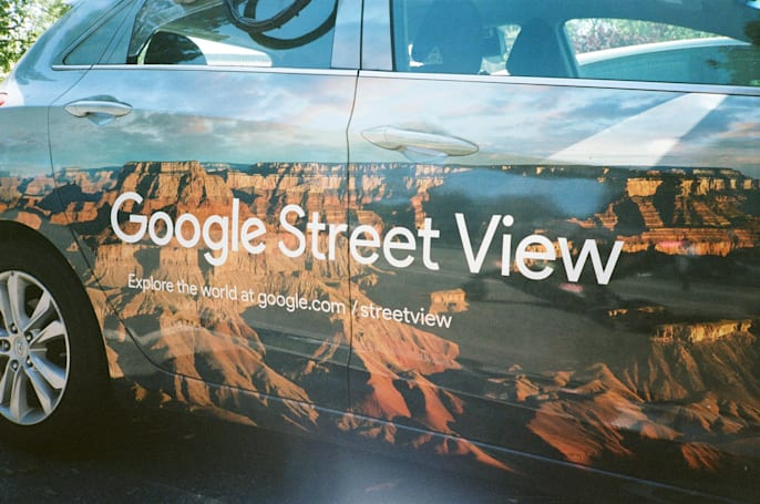 Google shares its Street View air-quality data with scientists