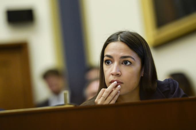 Rep. Alexandria Ocasio-Cortez sued by people she blocked on Twitter