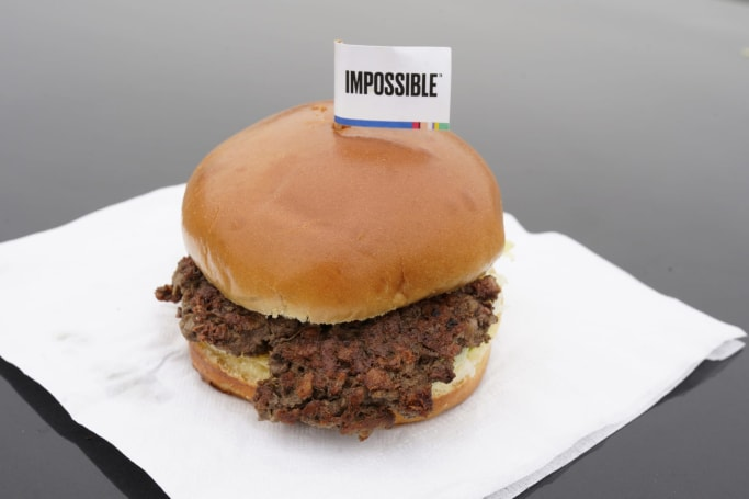 Impossible Burger makes its grocery store debut in Southern California