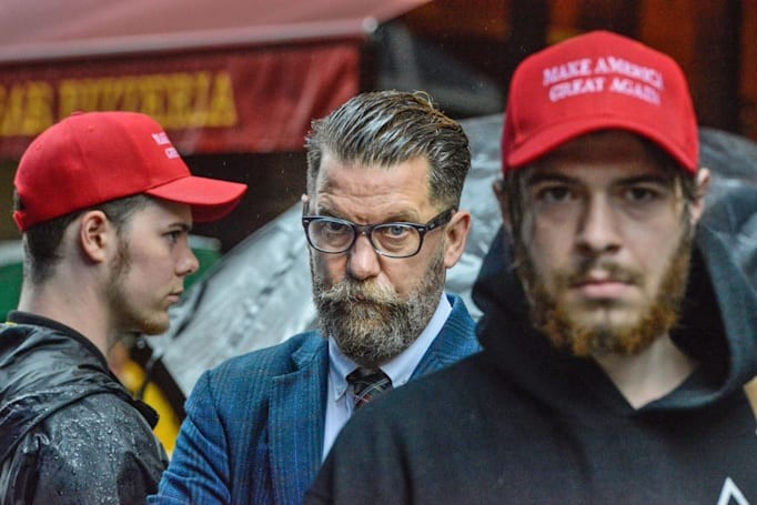 Facebook bans far-right group the Proud Boys